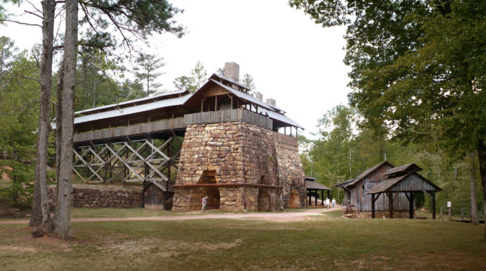 6. It also provides access to four Alabama state parks: Tannehill State Park, Oak Mountain State Park, Paul M. Grist State Park and Brierfield Ironworks Historical State Park.