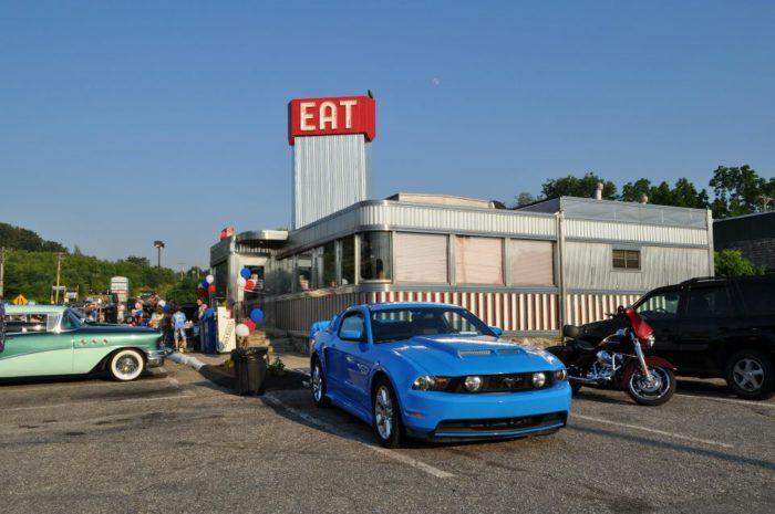 4. Zip's Diner (Dayville)