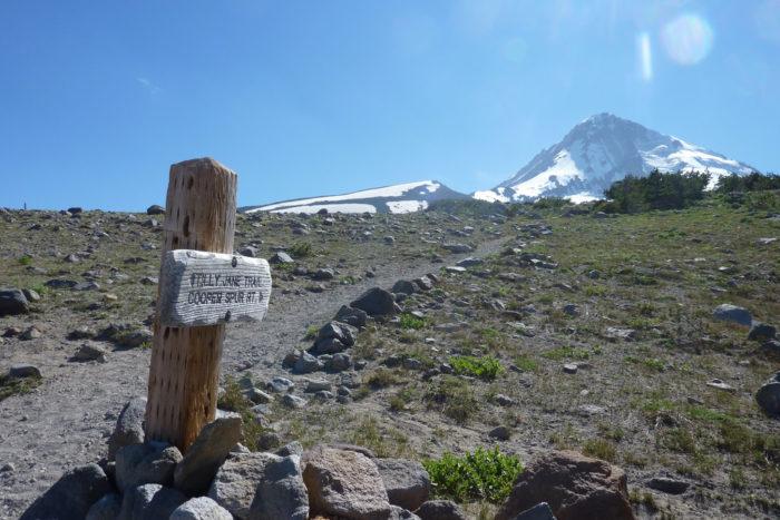 9. Cooper Spur Trail