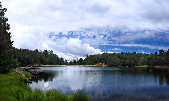 6. Riggs Flat Lake