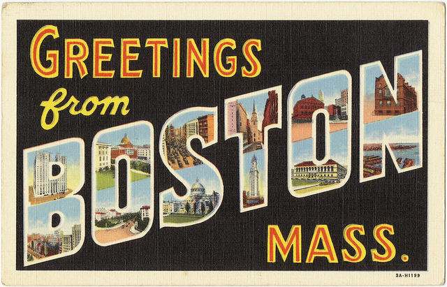 6. Someone has accused you of having a Boston accent.