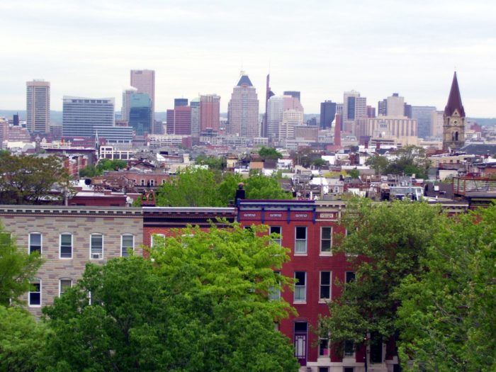 6. Assume that we all live in Baltimore.