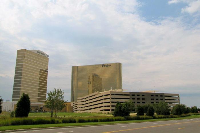 9. The Borgata, Atlantic City