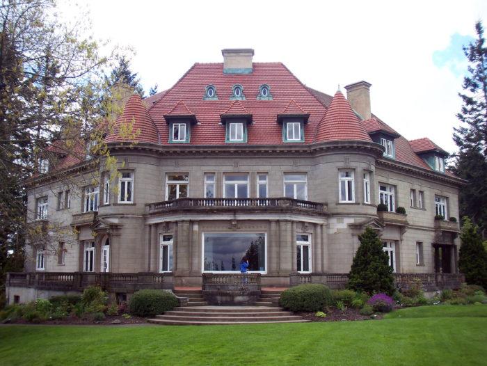 7. Pittock Mansion