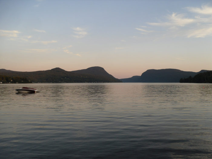 9.  Lake Willoughby, Westmore