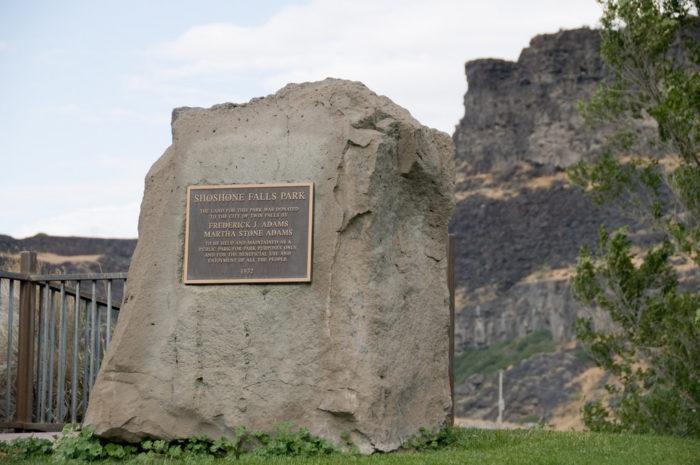 7. Shoshone Falls Park, Twin Falls
