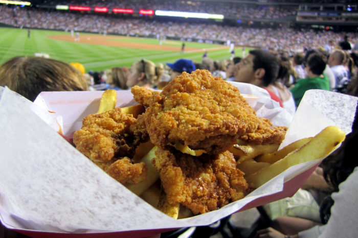 13. You ate Rocky Mountain Oysters, and you liked them.