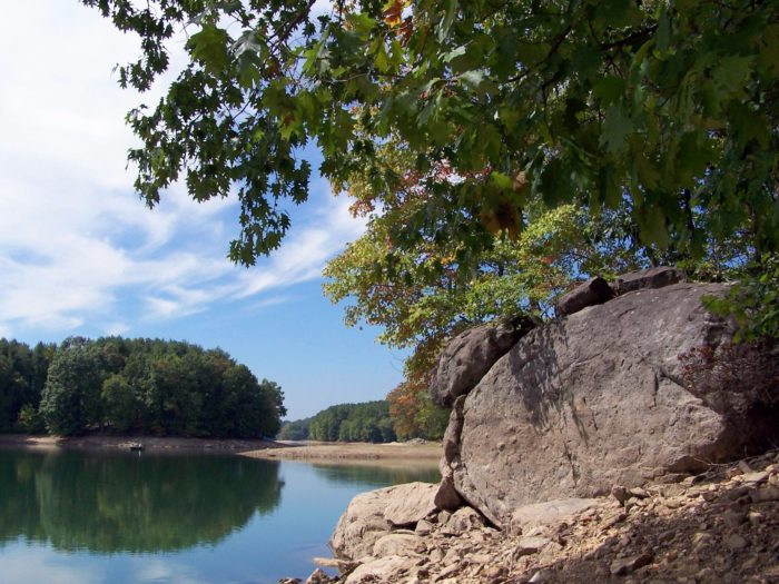 8. Liberty Reservoir