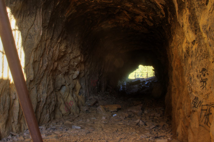 It should also be noted that some workers met their deaths during the construction of the tunnels.