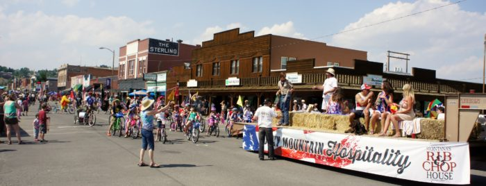 5. Livingston's 4th of July Parade.