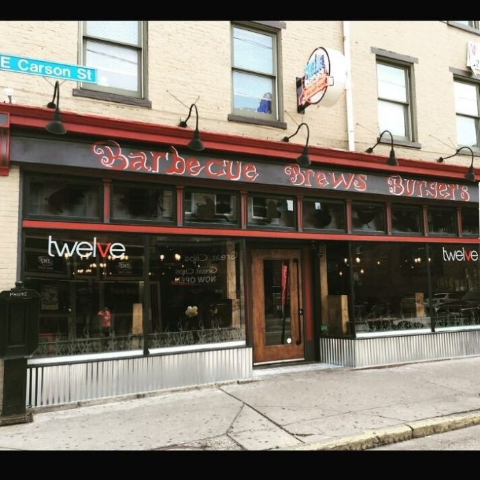 5. Twelve Whiskey Barbecue - 1222 East Carson Street