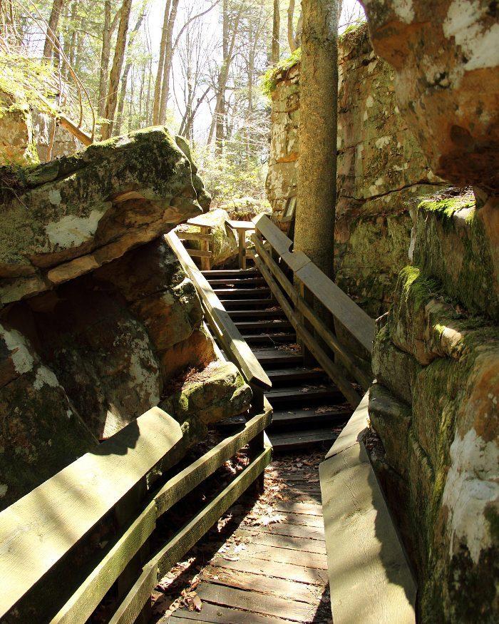 2. Beartown State Park