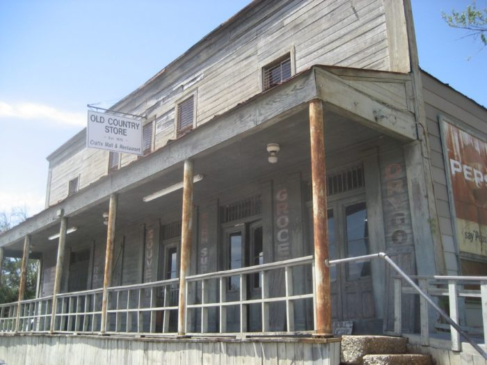 5. Old Country Store, Lorman