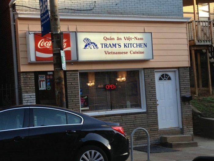5. Tram's Kitchen – 4050 Penn Avenue