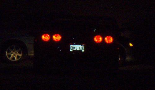 5. Corvette Tunnel in South Park