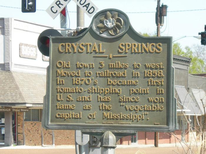 5. Crystal Springs