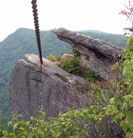 5. The Chained Rock Club