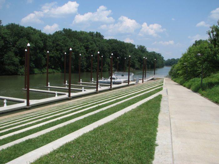 5. Waterfront Park, Louisville