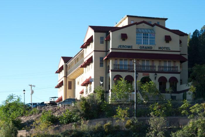 3. Jerome Grand Hotel, Jerome