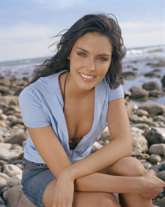 3. Taylor Cole (actress)