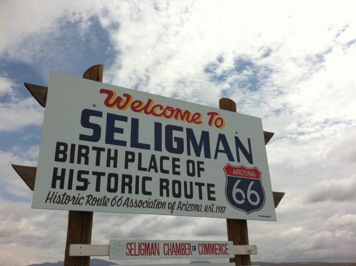 6. Seligman