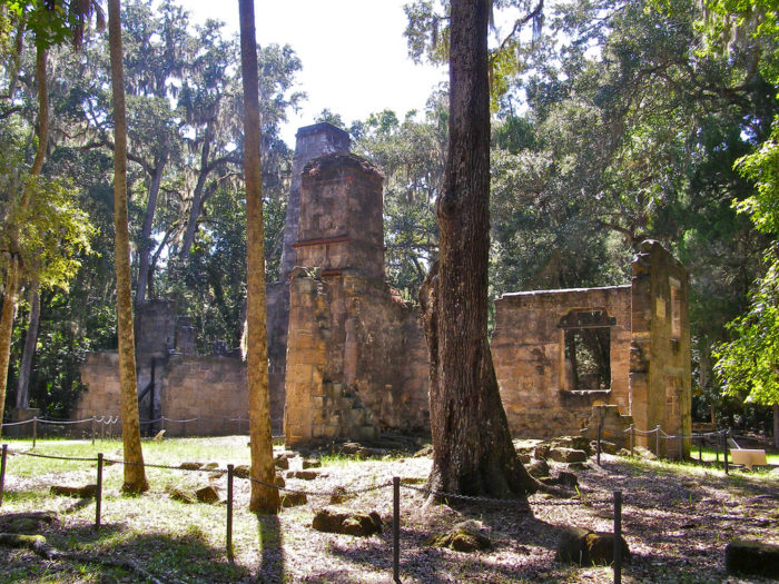 6. Bulow Plantation Ruins Historic State Park (Flagler Beach)