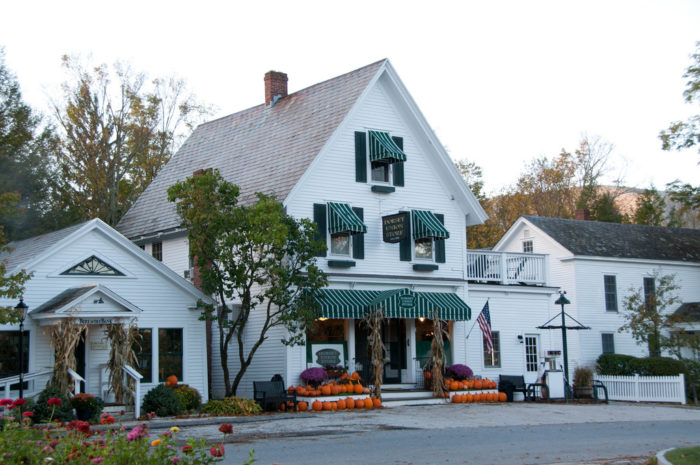 21.  Go shopping at the Dorset Union Store.