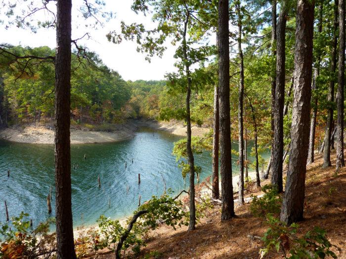 1. Little Blakely Trail (Lake Ouachita)