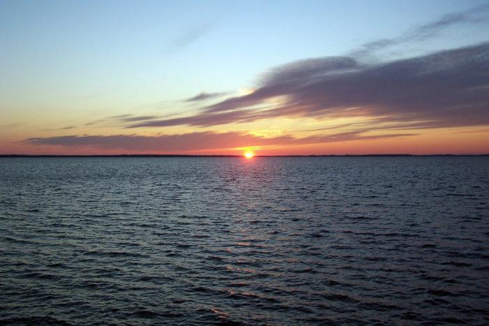 3. Lake Mattamuskeet