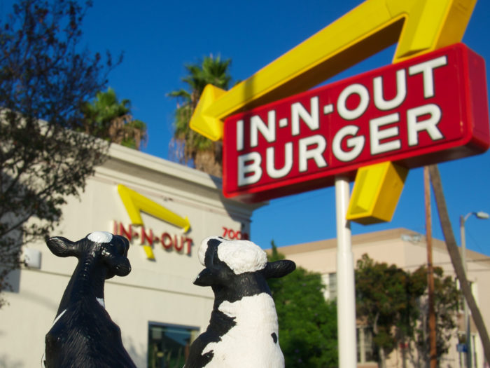 1. Have you ever been to In-N-Out?