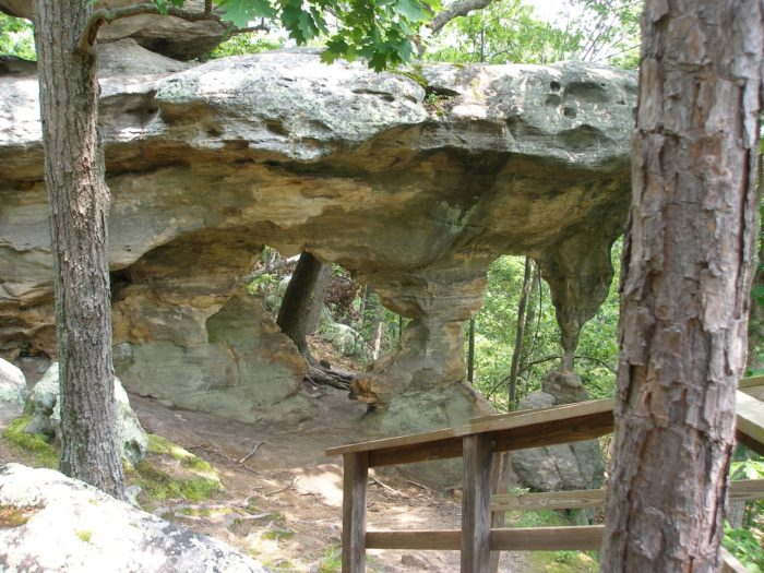 10. Pickle Springs Natural Area - Sainte Genevieve County, MO