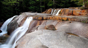 This One Easy Hike In New Hampshire Will Lead You Straight To A Beautiful Waterfall
