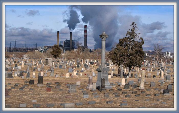 8. Riverside Cemetery