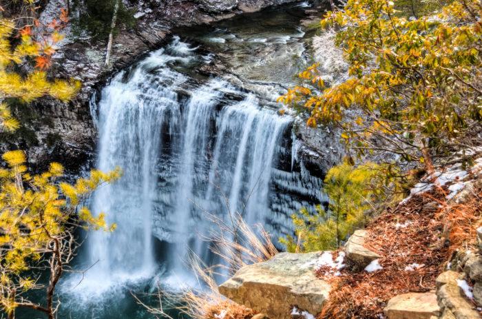 1. Fall Creek Falls