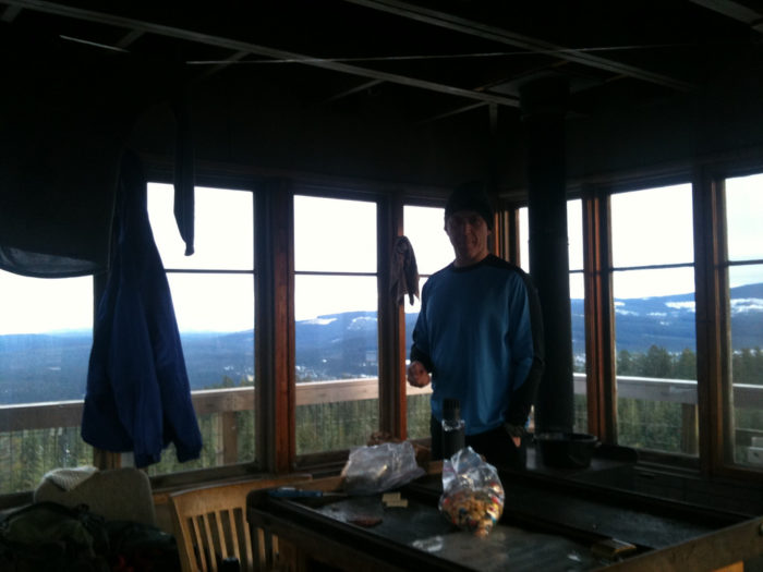 2. Clear Lake Lookout
