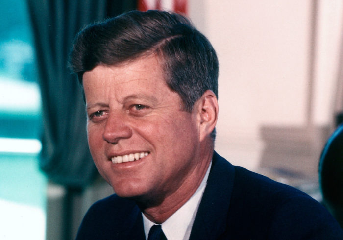 2. Fort Worth was the last place John F. Kennedy gave a public speech before his assassination.