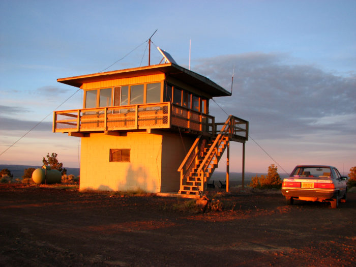 1. Green Mountain Lookout,