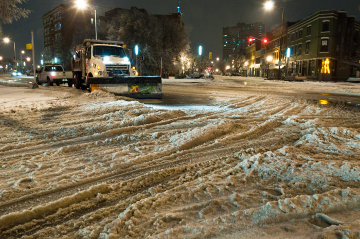 Snowplow drivers might be happy to hear that the Old Farmer's Almanac is predicting above average snowfall for the 2016-17 winter. The rest of us aren't as excited.