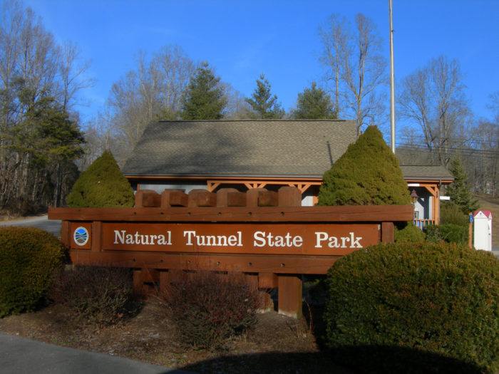 5. Natural Tunnel