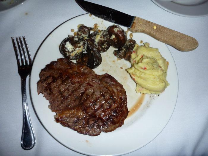 11. Say Texas steak is better.