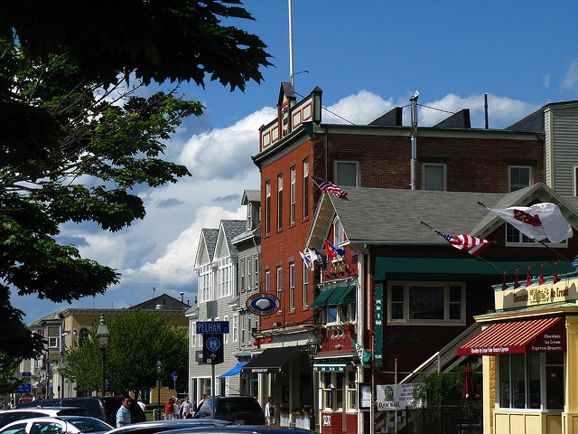 6. You've explored downtown Newport.