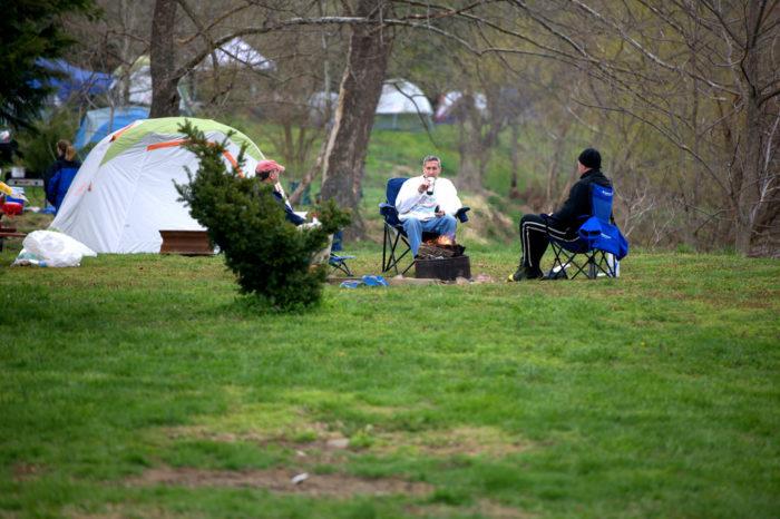 22. Take a camping trip in Shenandoah National Park