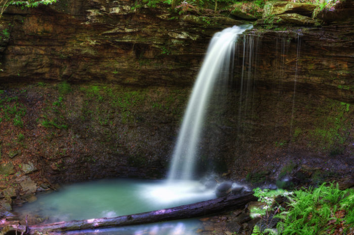 ...and Pack Rat Falls is even easier to get to.