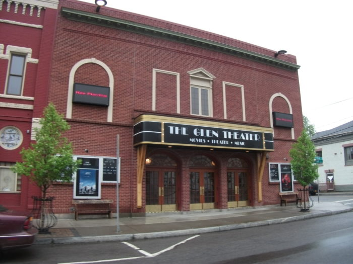 In town, you'll find plenty of shops to check out along with The Glen Theater where you can catch a movie!
