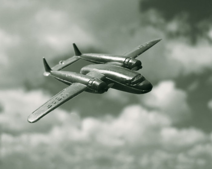 5. Charleston - August 23, 1955. An Air Force plane has engine trouble just short of the airport and crashes.