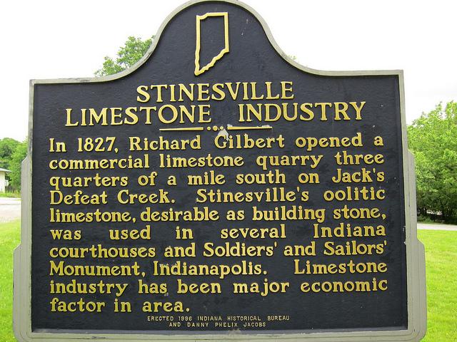 4. Stinesville