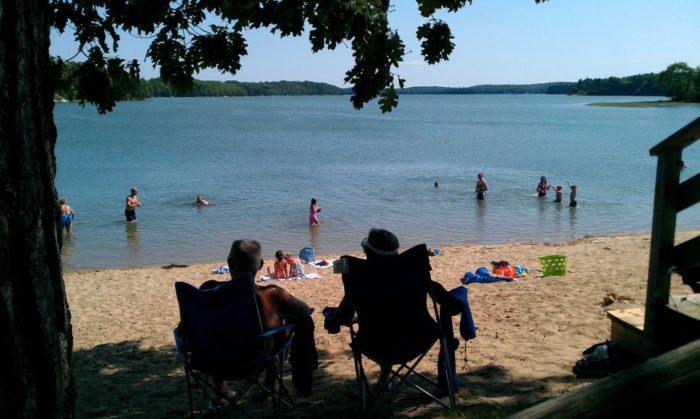 5. Thomas Point Beach & Campground, Brunswick