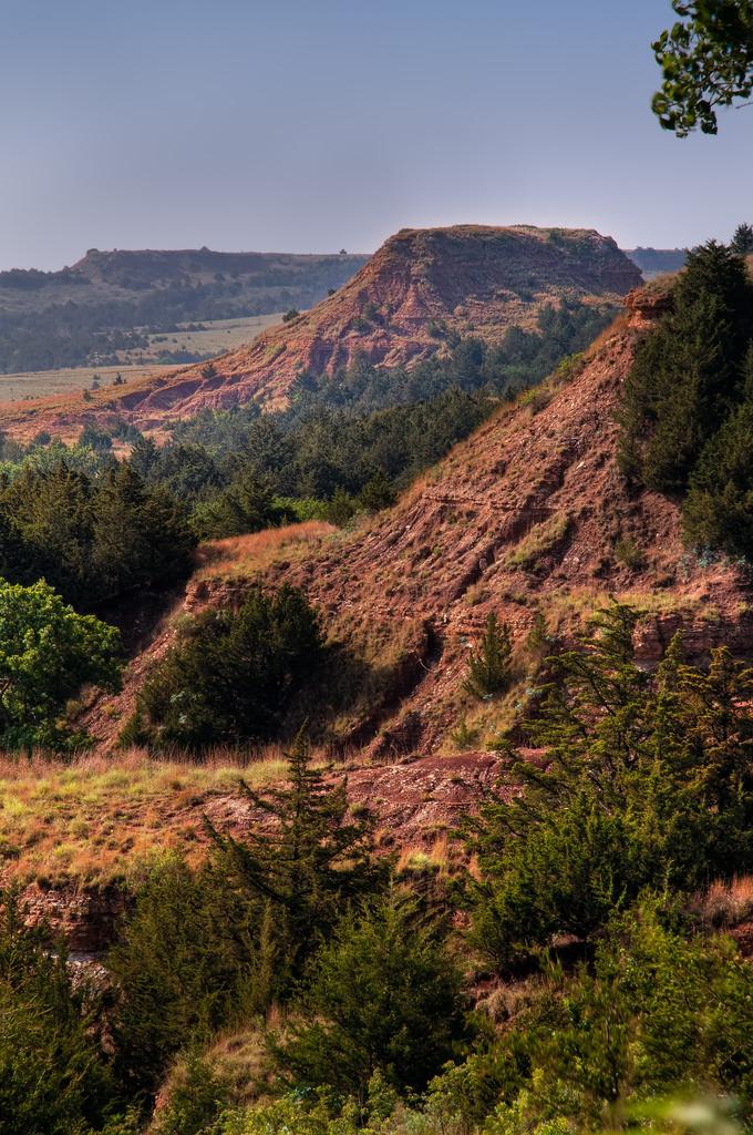 3. Gypsum Hills (Medicine Lodge)