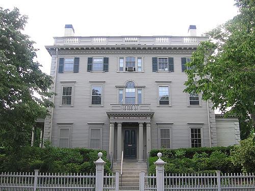 10. Aldrich House, Providence