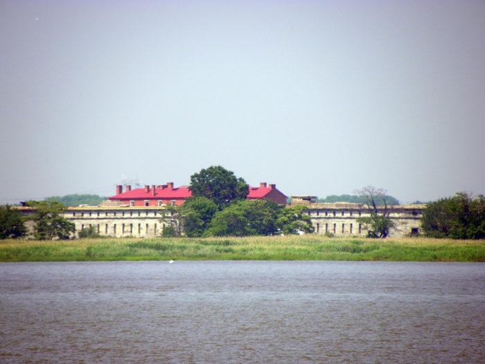 7. Fort Delaware